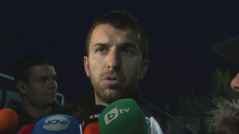 Дяков: Левски е един от най-силните отбори в България