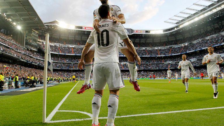 Реал Мадрид - Алмерия 3:0