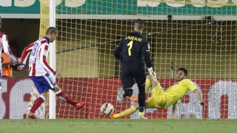 Виляреал - Атлетико (Мадрид) 0:1