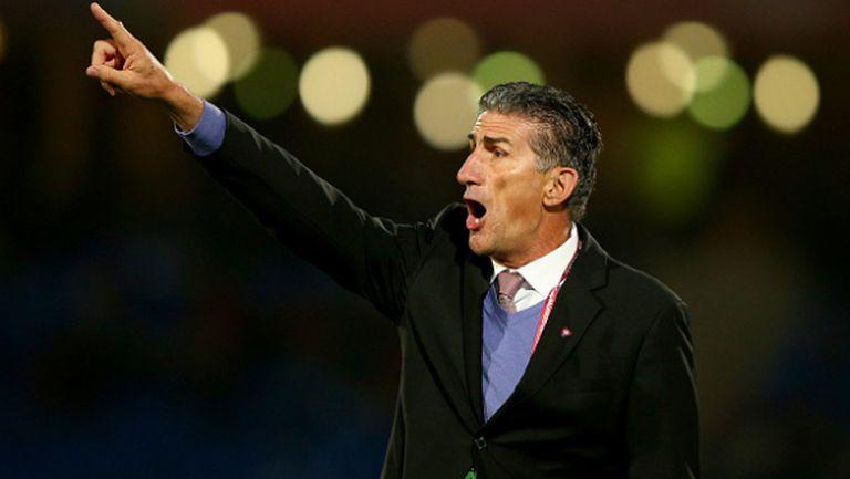 Треньорът на Сан Лоренсо си призна, че е фен на Барселона