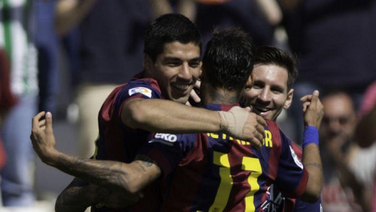 Кордоба - Барселона 0:8