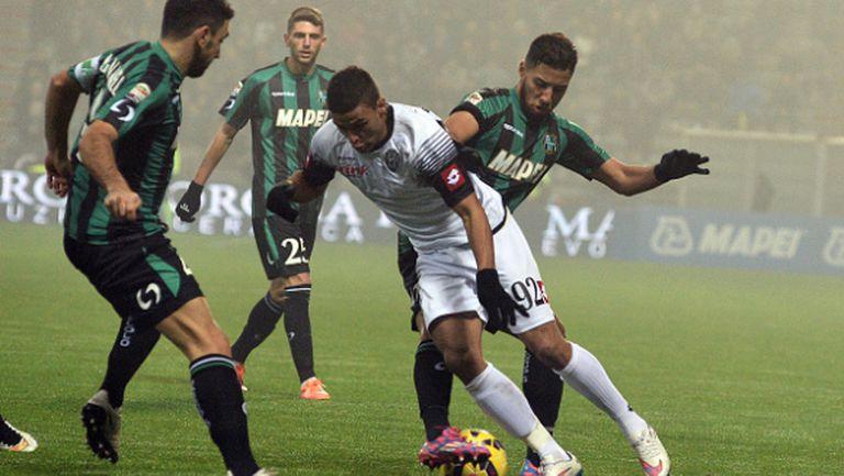 Чезена шокира Сасуоло с гол в 94-ата минута