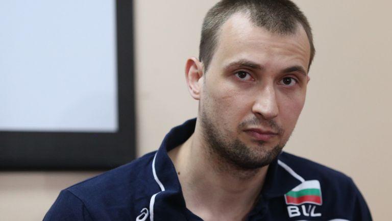 Виктор Йосифов за националния отбор и бъдещето
