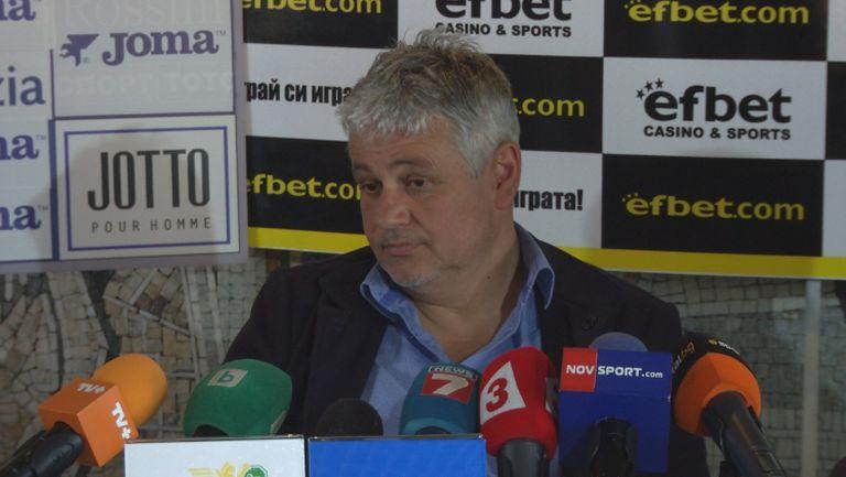 Стойчо Стоев: Никой не дава гаранции за финансовото бъдеще, но поне се усеща оптимизъм