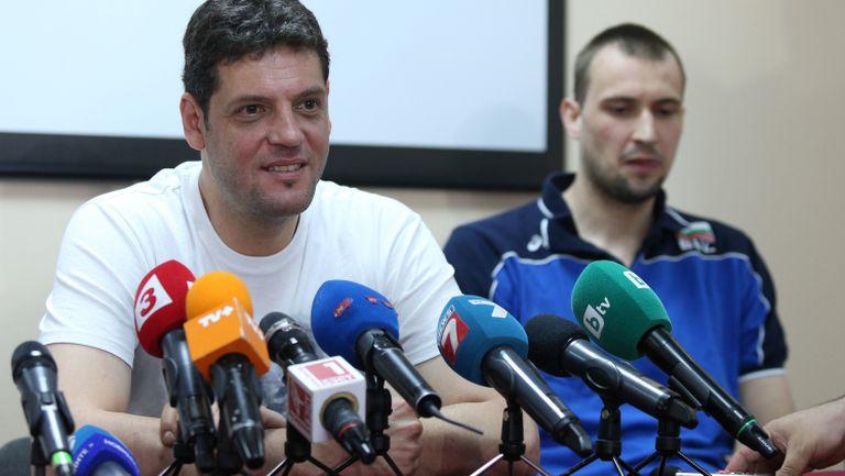 ПКФ на Пламен Константинов преди Световната лига и Европейските игри - 2-ра част