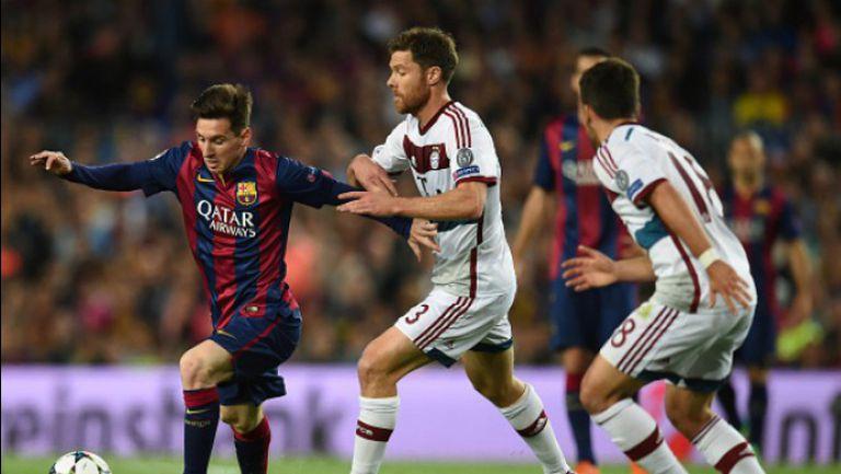 Барселона - Байерн (Мюнхен) 3:0
