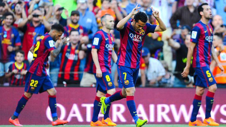 Барселона - Реал Сосиедад 2:0