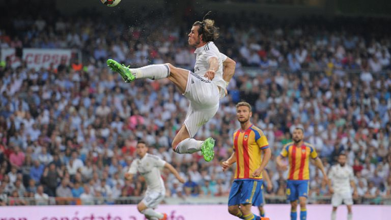 Реал (Мадрид) - Валенсия2:2