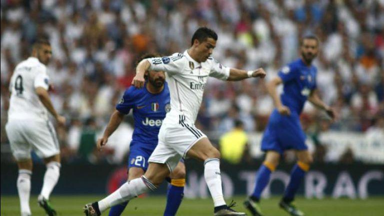 Реал (Мадрид) - Ювентус 1:1