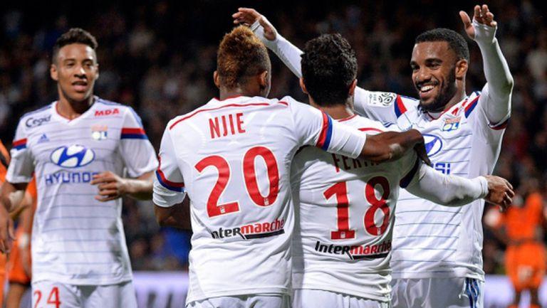 Лион с впечатляващо постижение - 44 гола от началото на сезона дело на юноши