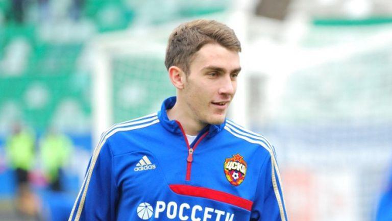 ЦСКА праща най-големия си талант в Торпедо