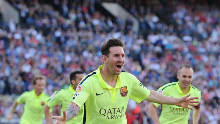 Атлетико (Мадрид) - Барселона0:1