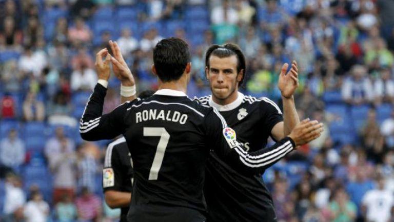 Еспаньол - Реал (Мадрид) 1:4