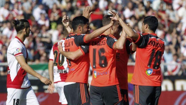 Райо Валекано - Реал Сосиедад 2:4