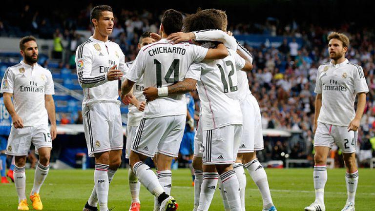Реал Мадрид - Хетафе 7:3