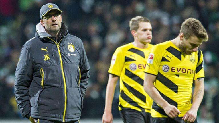 Краят на Клоп в Дортмунд се вижда