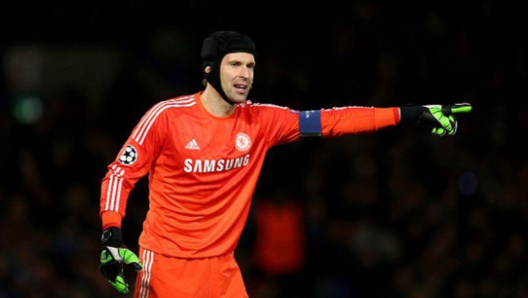 Агентът на Чех потвърди за преговори с Реал