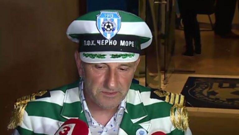Никола Спасов: Трябва да имаш и голяма вяра