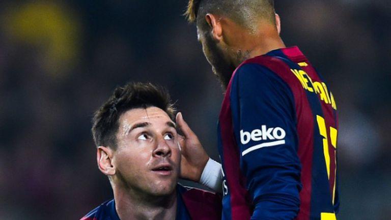 Барса без Меси и Неймар срещу Реал Сосиадад?