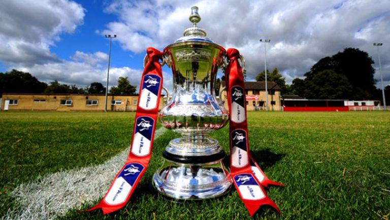 Късмет за Манчестър Юнайтед в жребия за 4-ия кръг на ФА Къп, вижте всички двойки