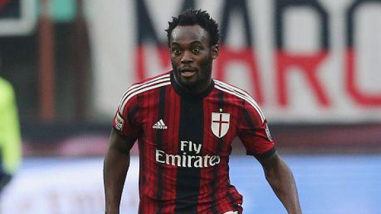 Есиен няма да поднови договора си с Милан