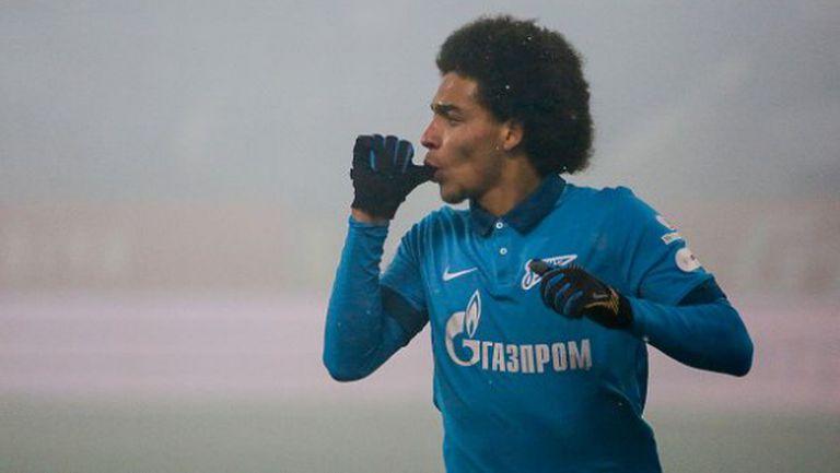 Зенит отказа 20 млн. от Милан за белгийски национал