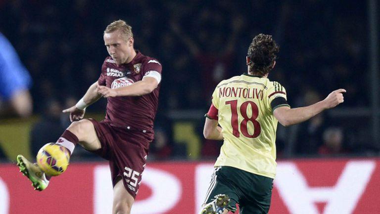 Десет от Милан се прегънаха под напора на Торино (видео)