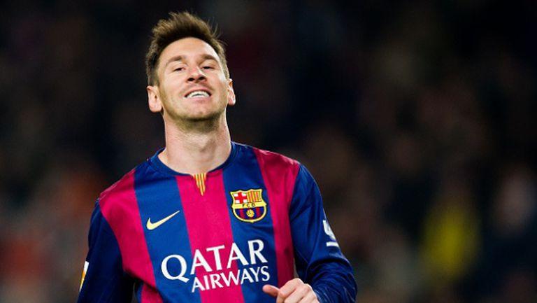 Меси: Не командвам в Барса, аз съм само един футболист