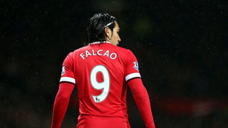 Мендеш: Фалкао ще играе в един от най-добрите отбори, дори това да не е Ман Юнайтед