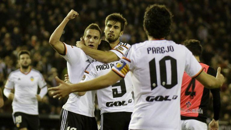 Негредо зарадва Валенсия в петголов мач