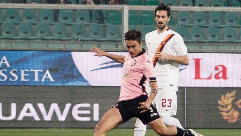 Рома с второ поредно реми, Ювентус с шанс да се откъсне на 5 точки (видео)