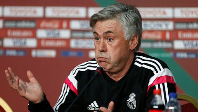 Анчелоти: Реал Мадрид не се интересува от Погба