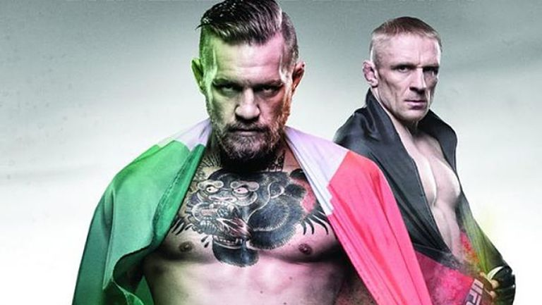 Резултати от UFC Fight Night 59