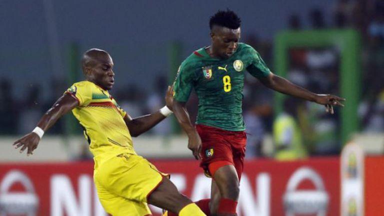 Мали и Камерун също стартираха с равенство