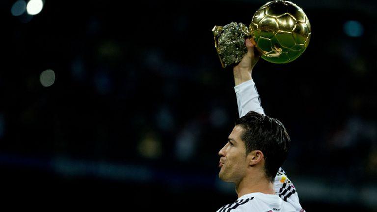Кристиано стана спонсор на футболен клуб в родния Мадейра