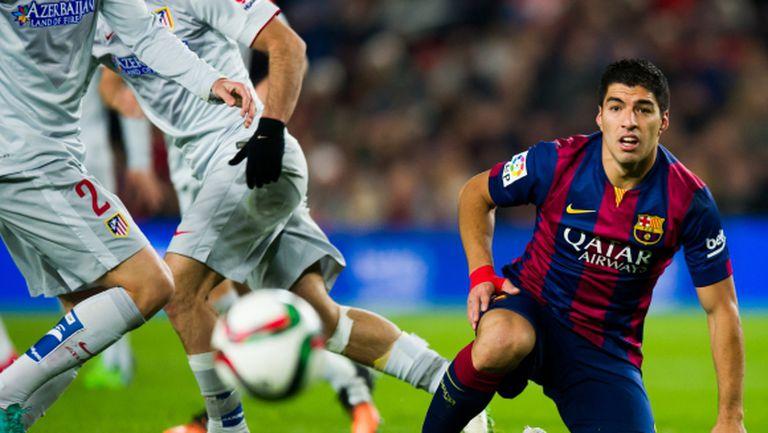 Луис Енрике: Суарес не може да блести във всички мачове