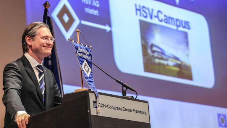 Фен дари 10 млн. евро на Хамбургер ШФ