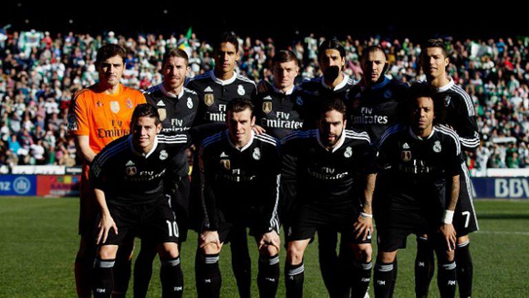 Реал Мадрид потвърди, че е разследван от ФИФА
