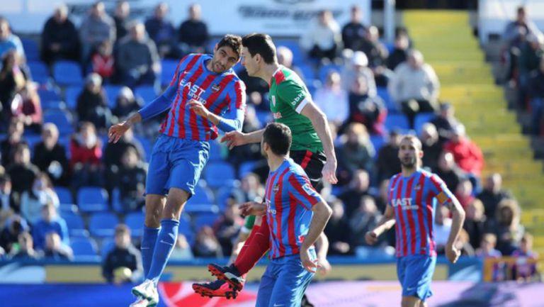 Атлетик Билбао с първа победа от 8 мача (видео)