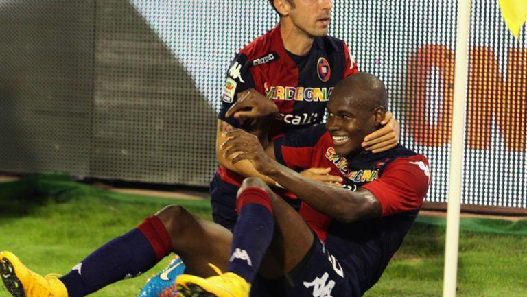 Официално: Рома взе колумбийски нападател
