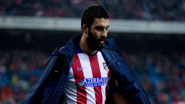 Атлетико ще продаде Арда през лятото, тръбят в Турция