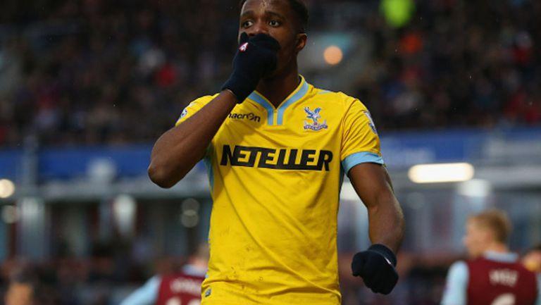 Как Заха се превърна в един от най-скъпите футболисти, играли за Юнайтед