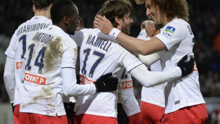 ПСЖ чака Монако или Бастия на финала за Купата на Лигата