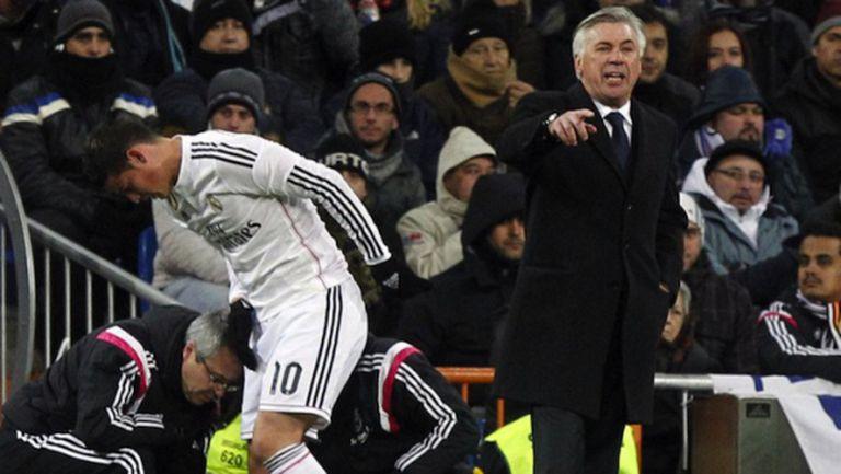 Кошмар за Реал  - Хамес с тежка контузия, още двама титуляри пропускат мадридското дерби