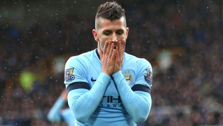 Изненада: Манчестър Сити извади Йоветич от групата за ШЛ