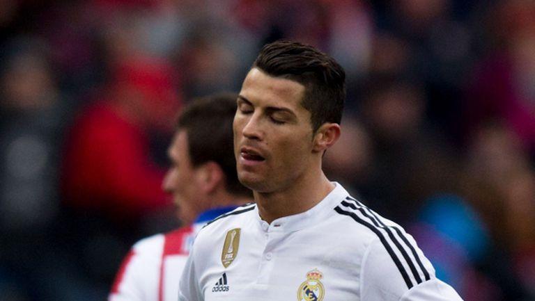 Кристиано: Реал няма право да губи с 0:4 от никого