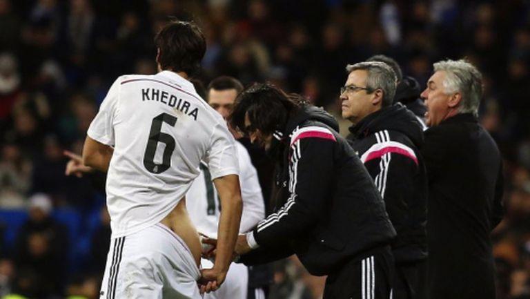 Кедира приключи с Реал, Лукаш Силва е на дневен ред
