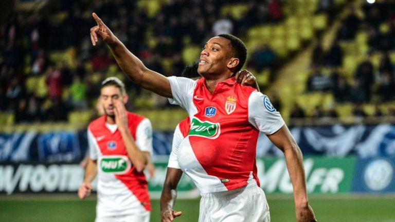 Монако изкова 3 гола за първи път от октомври