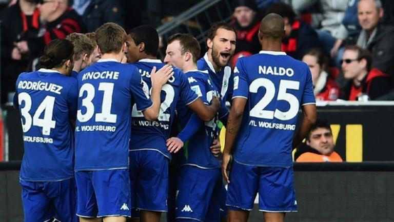 Мач за силни сърца - изключителен трилър с 9 гола в Леверкузен (видео)
