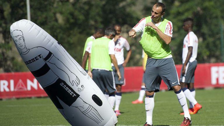 Бербатов е №1, категоричен е треньорът на Монако